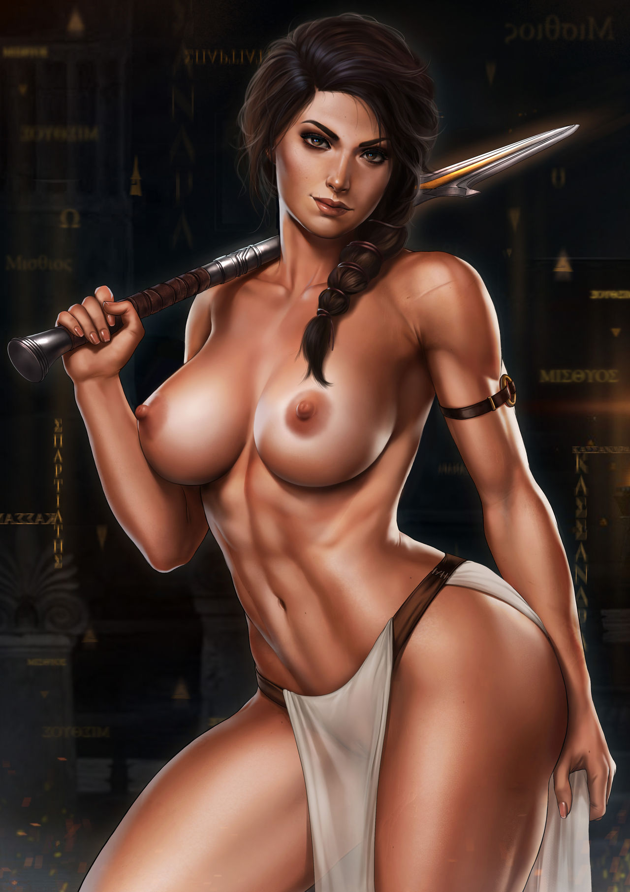 hentai kassandra creed odyssey assassin's Bloodstained ritual of the night carabosse