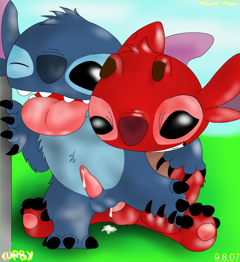 and stitch experiments all lilo Highschool of the dead girl characters