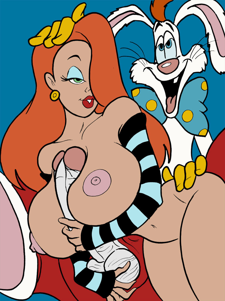 pictures of naked jessica rabbit The enigma of amigara fault parody
