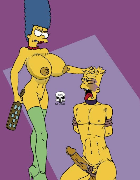 with simpson bart marge naked List of jay naylor comics