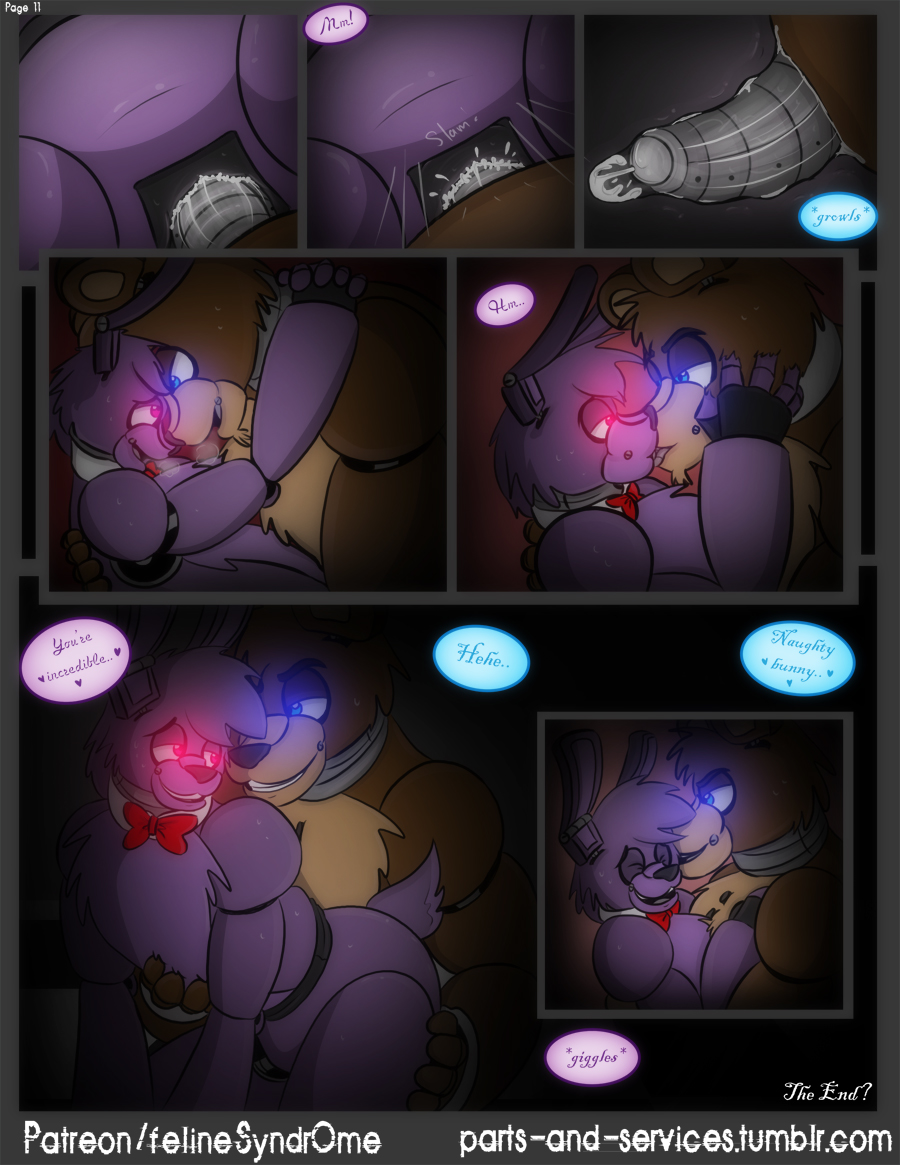 at five nights in freddy's sex Left 4 dead witch hentai