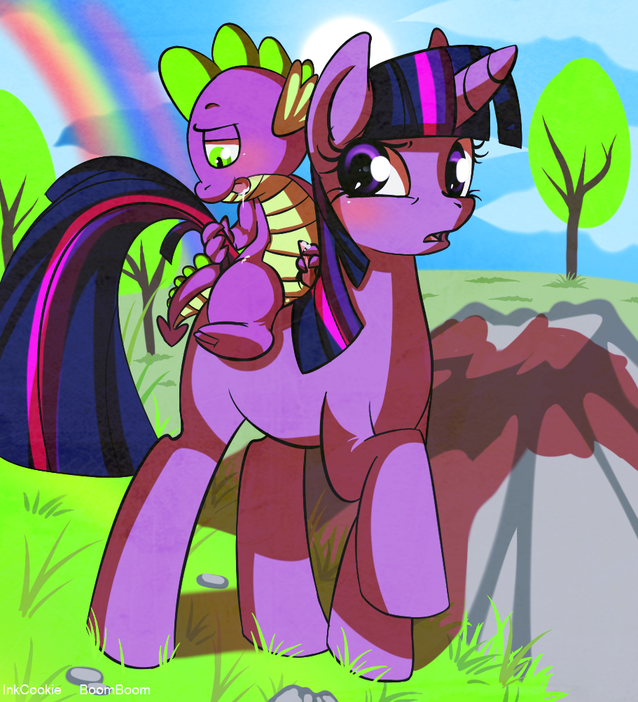 pony rarity little and my spike Is jojolion the last part