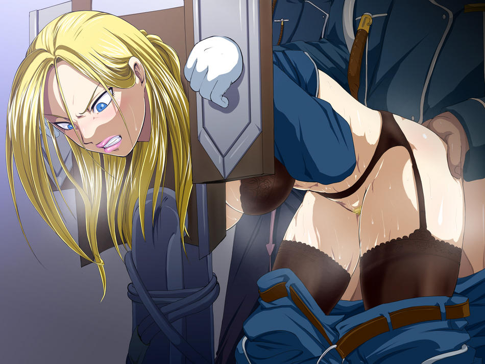 olivier alchemist armstrong mira fullmetal 4chan trials in tainted space