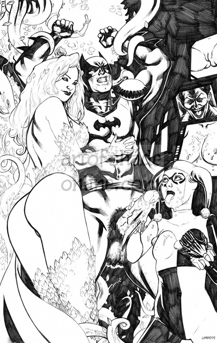 and porn harley nightwing quinn Ben_10