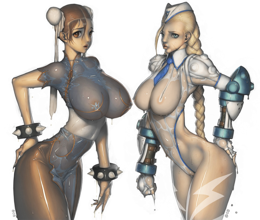 and chun-li cammy Luanne king of the hill porn