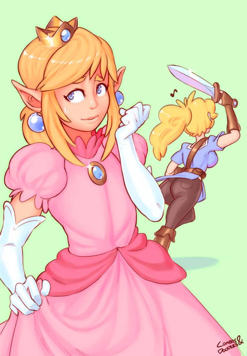 mario princess peach and sex The skin taker candle cove