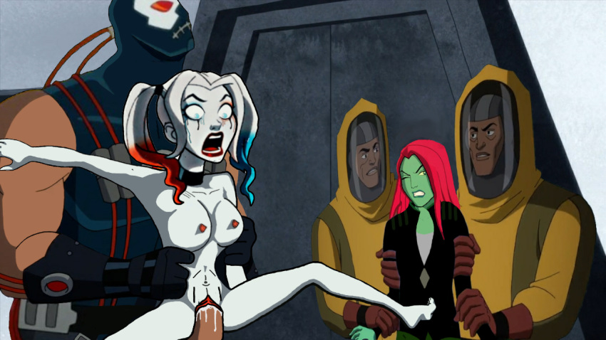 of harley pictures nude quinn Why is rick always drooling