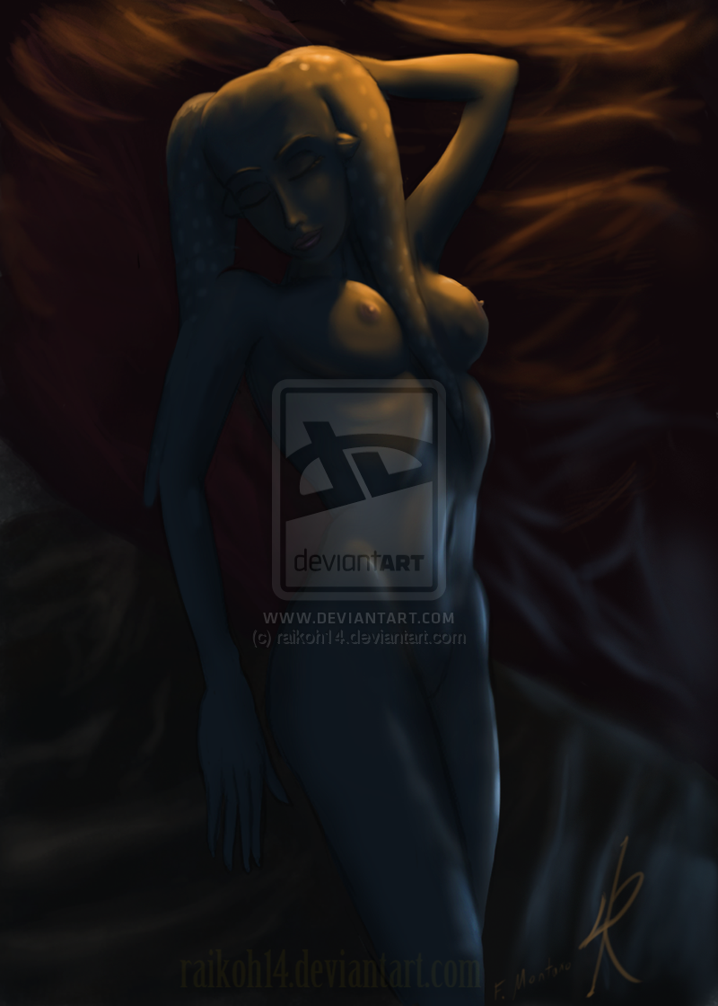 aayla nude wars star secura What if adventure time was a 3d anime naked