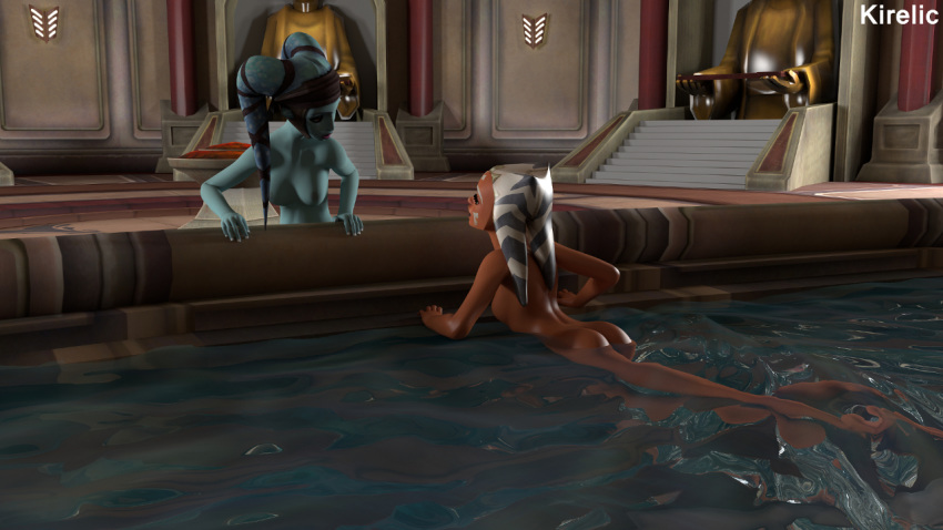 star aayla wars nude secura Back to the future
