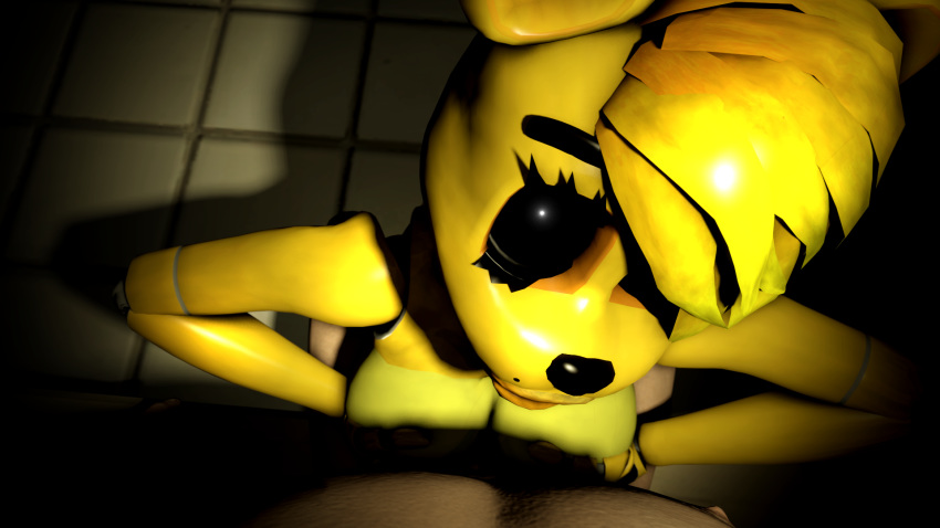 nights freddy's from five puppet at Wendy gravity falls